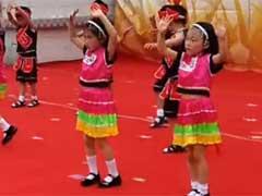 多数民族舞蹈