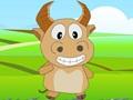 牛和小鱼比牙齿